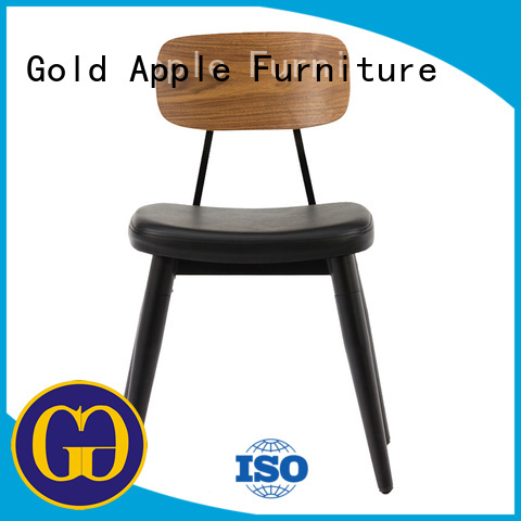 Gold Apple Brand home wooden chair suppliers style supplier