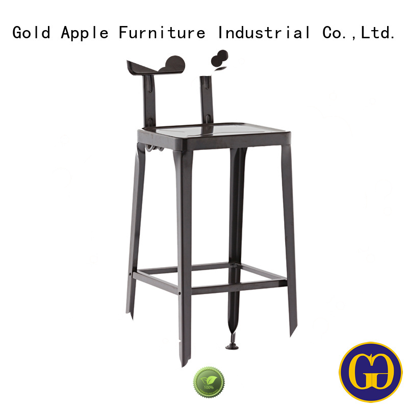 design bar sale tall counter stools Gold Apple manufacture