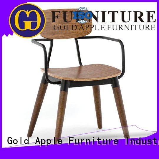 metal dining chairs with arms rose unique metal dining chairs Gold Apple Brand