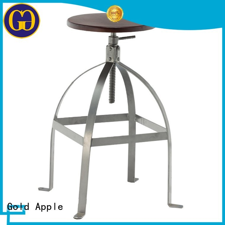 tall counter stools swivel stools wood Gold Apple Brand
