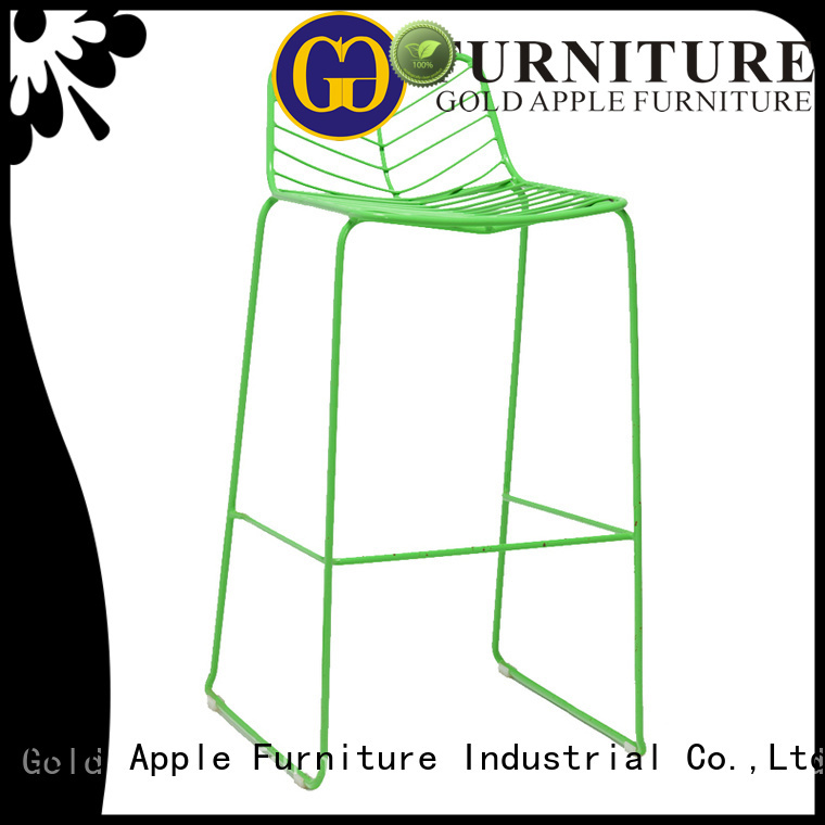 adjustable bar stool supplier marias Gold Apple company