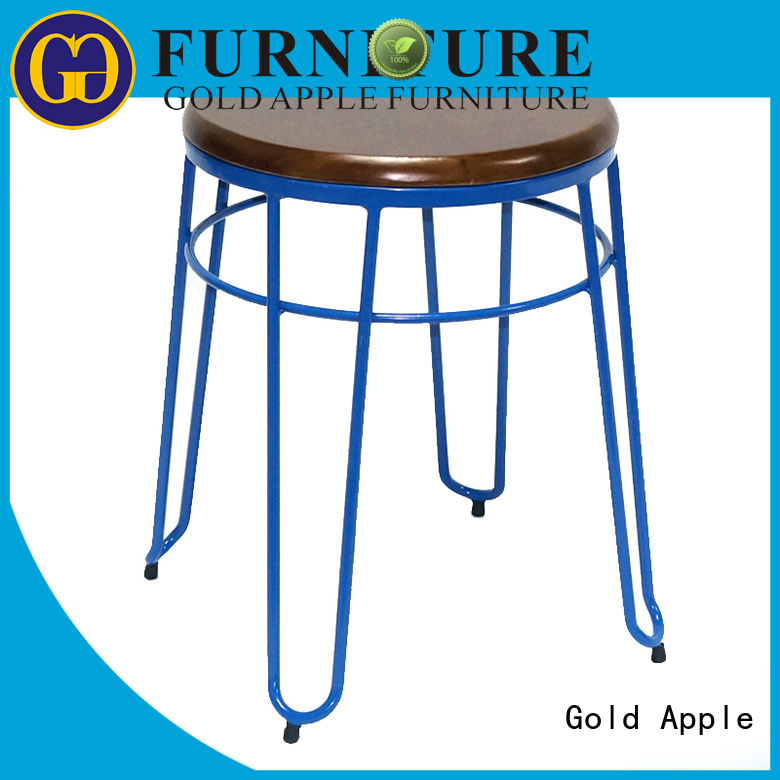 Quality Gold Apple Brand stools low stool